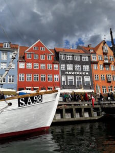 Kopenhagen Schiff Hafen