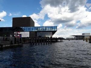 Kopenhagen vom Meer