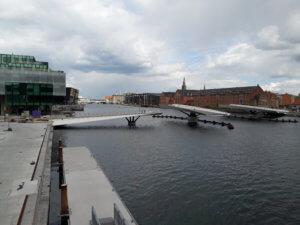 Kopenhagen bewegliche Brücke
