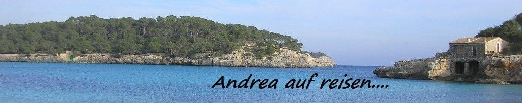 Andrea auf reisen