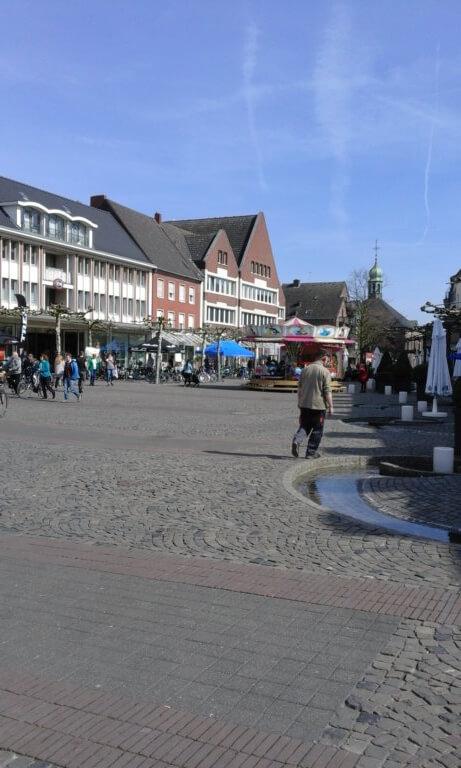 Marktplatz Geldern